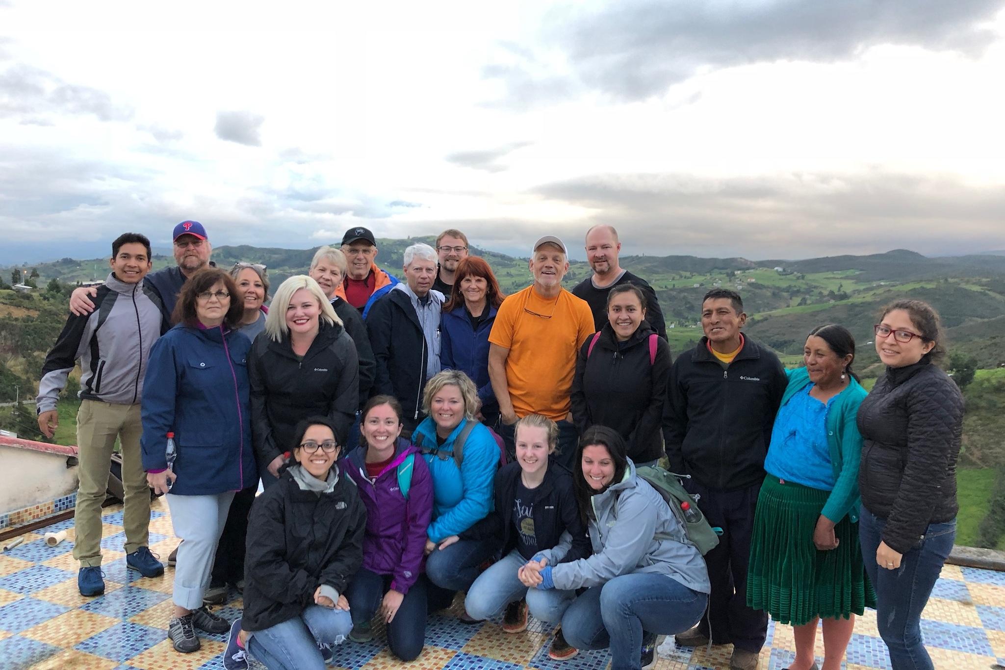 ECUADOR - Catch Up with the Pate family in Ecuador