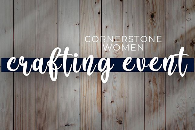 #CornerstoneBluffton Women: Don't forget about our upcoming gathering on Nov. 16th. We can't wait to spend the morning with Y O U! ——— Registration is LIVE! Get started at the link in our bio! ⬆️