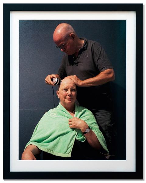 James Darling & Lesley Forwood,  Between Chemo & Radio, Japan , 2011, type C print, 37 x 29 cm