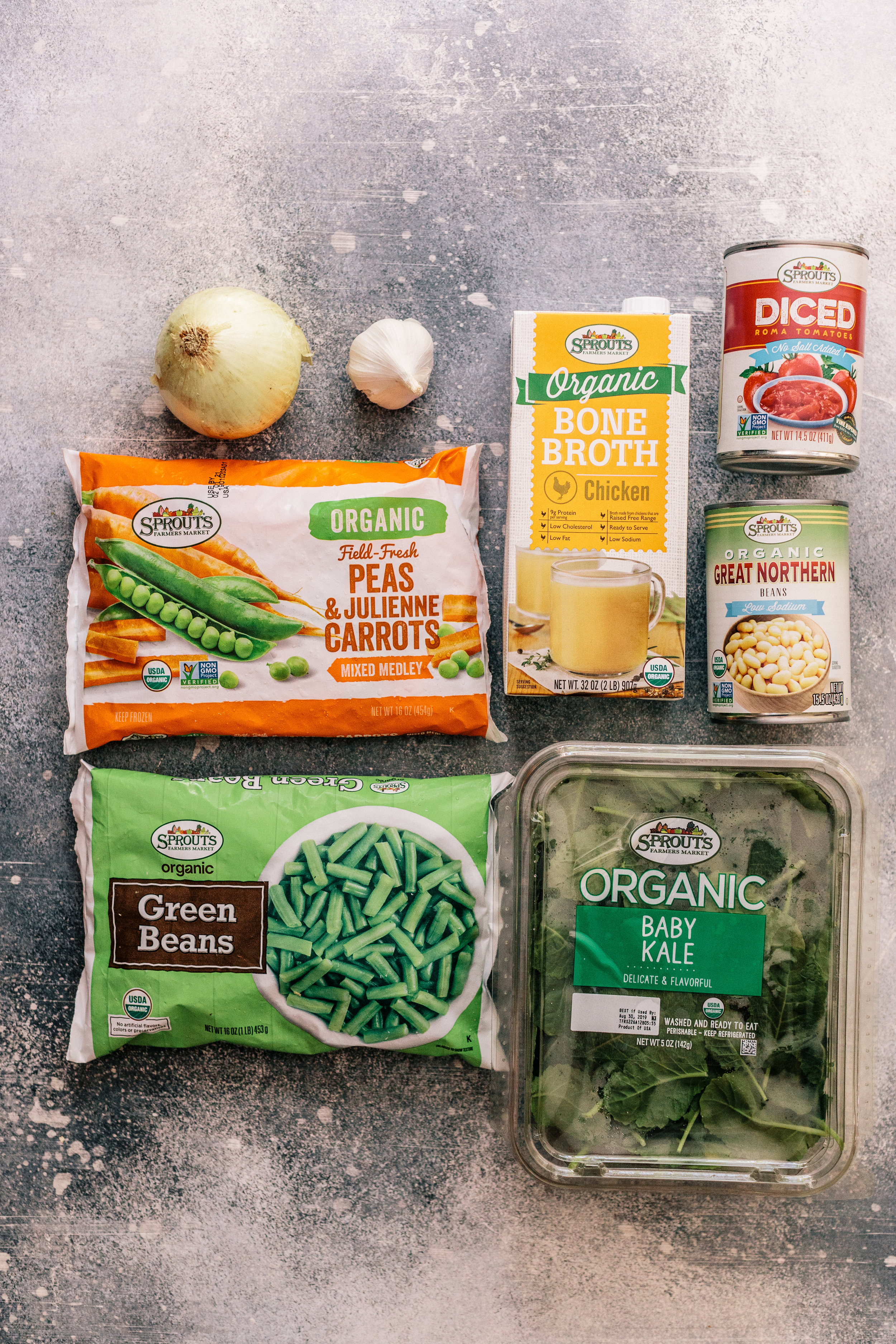 Sprouts Farmers Market Pantry Staples Honeysuckle