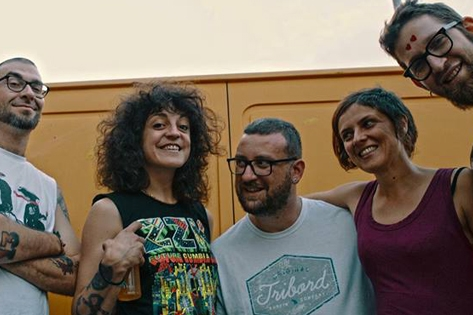 Los3saltos - ITA // Cumbia, Murga, Rock MilitanteBliss Beat Festival - 20 luglio 2019 - h 23.15