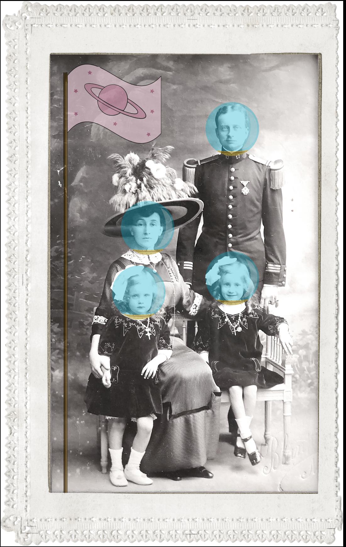 L'histoire - Avant tout, il y eut Jacqueline, Renée, Helène et Maurice, qui construisirent la Maison Caumont. C'était hier en 1900.Malencontreusement, la Maison Caumont n'étant plus, Laure du Chatenet, arrière arriere petite fille la réinventa...Exploratrice voyageant à travers les époques et les styles, elle crée un univers personnel où se mêlent l'esthétique du 18ème, le modernisme du 20ème et les voyages au bout du monde.À la manière d'un cabinet de curiosités, cette architecte d'intérieur, dessinatrice et illustratrice présente ses créations à la fois poétiques, décalées et singulières.