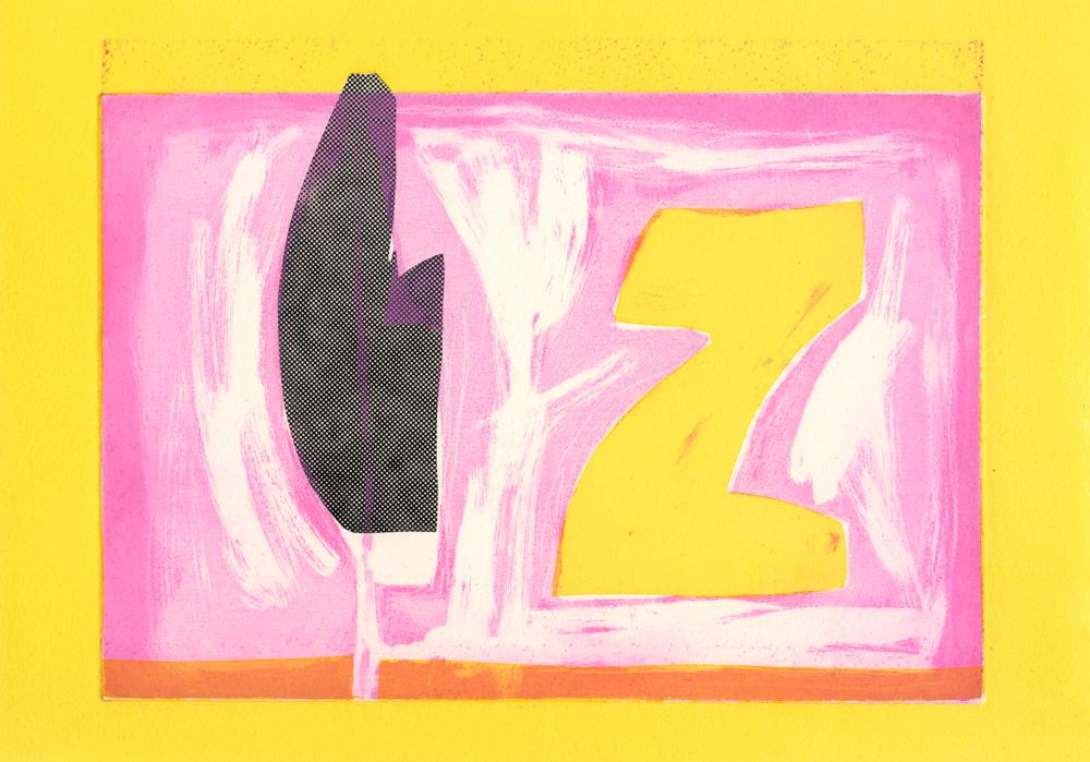 Block, Print, Line  Alan Aitken, Rosalind Lawless, Marija Nemčenko, Kat Rulach & Up Print  ART LOVERS CAFÉ  6 February – 16 April 2019
