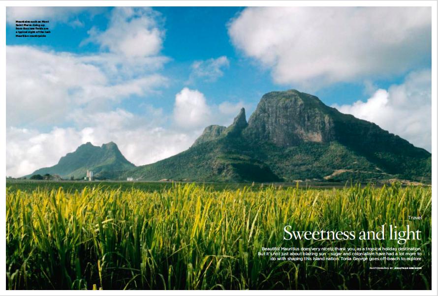 Sweetness & Light, Waitrose Food Illustrated