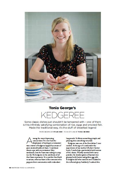 Kedgeree, Waitrose Food Illustrated