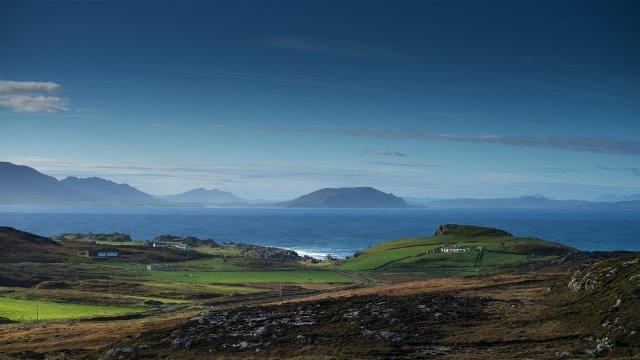 Malin Head view to Dunaff