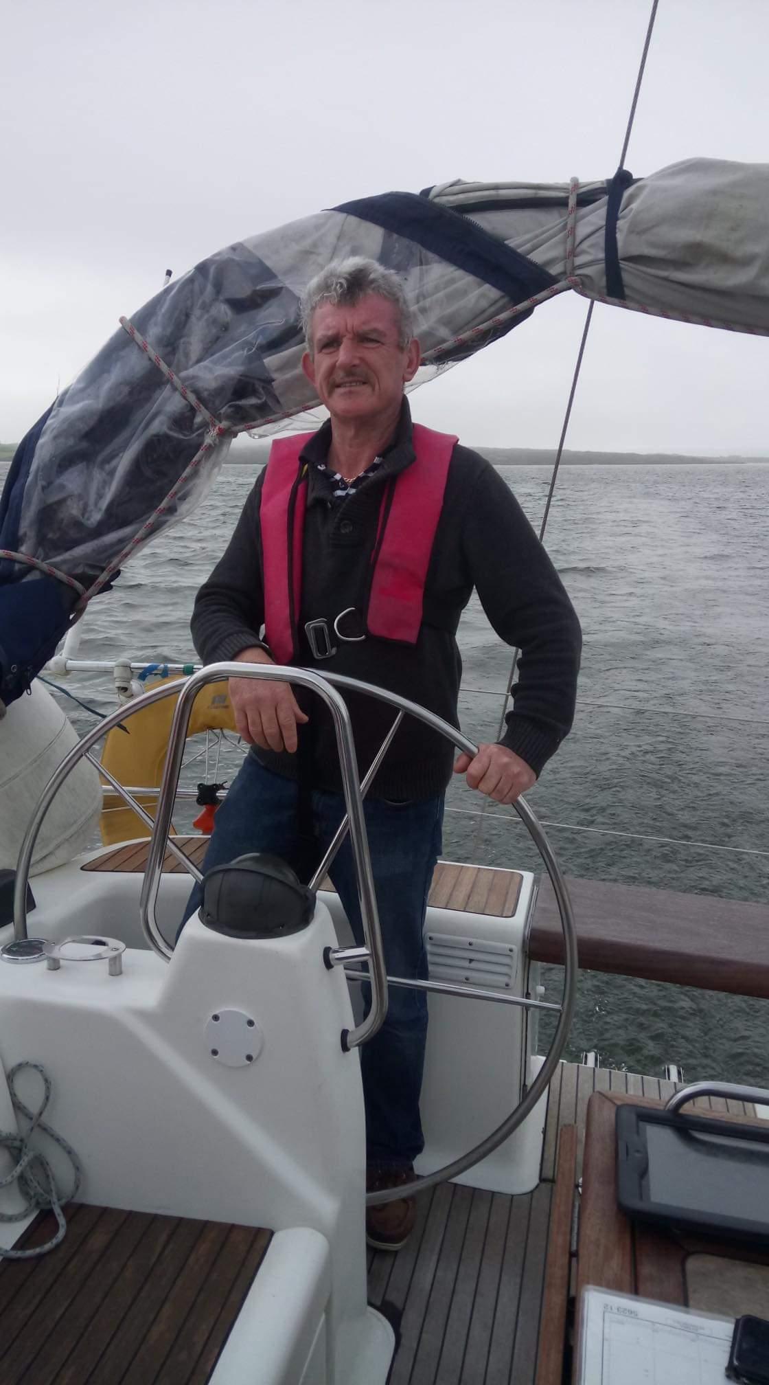 Edward Doherty, Proprietor & Skipper