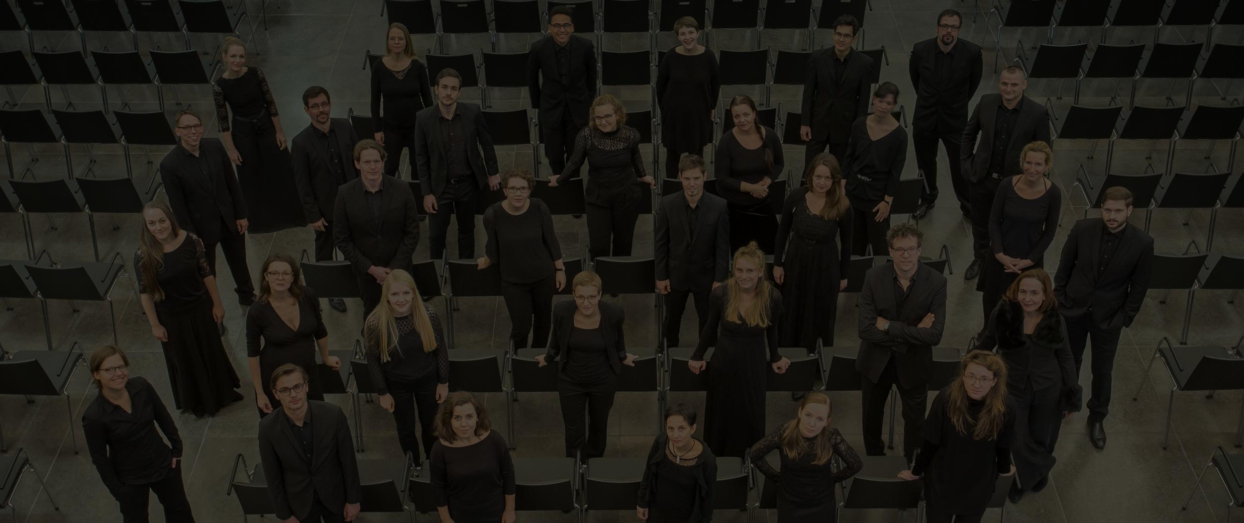 Schon das Kyrie zeigte die herausragenden Qualitäten des Leipziger Chores.