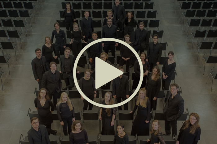 This filmic portrait has been produced in 2014 on the occasion of 15 years of Vocalconsort Leipzig.