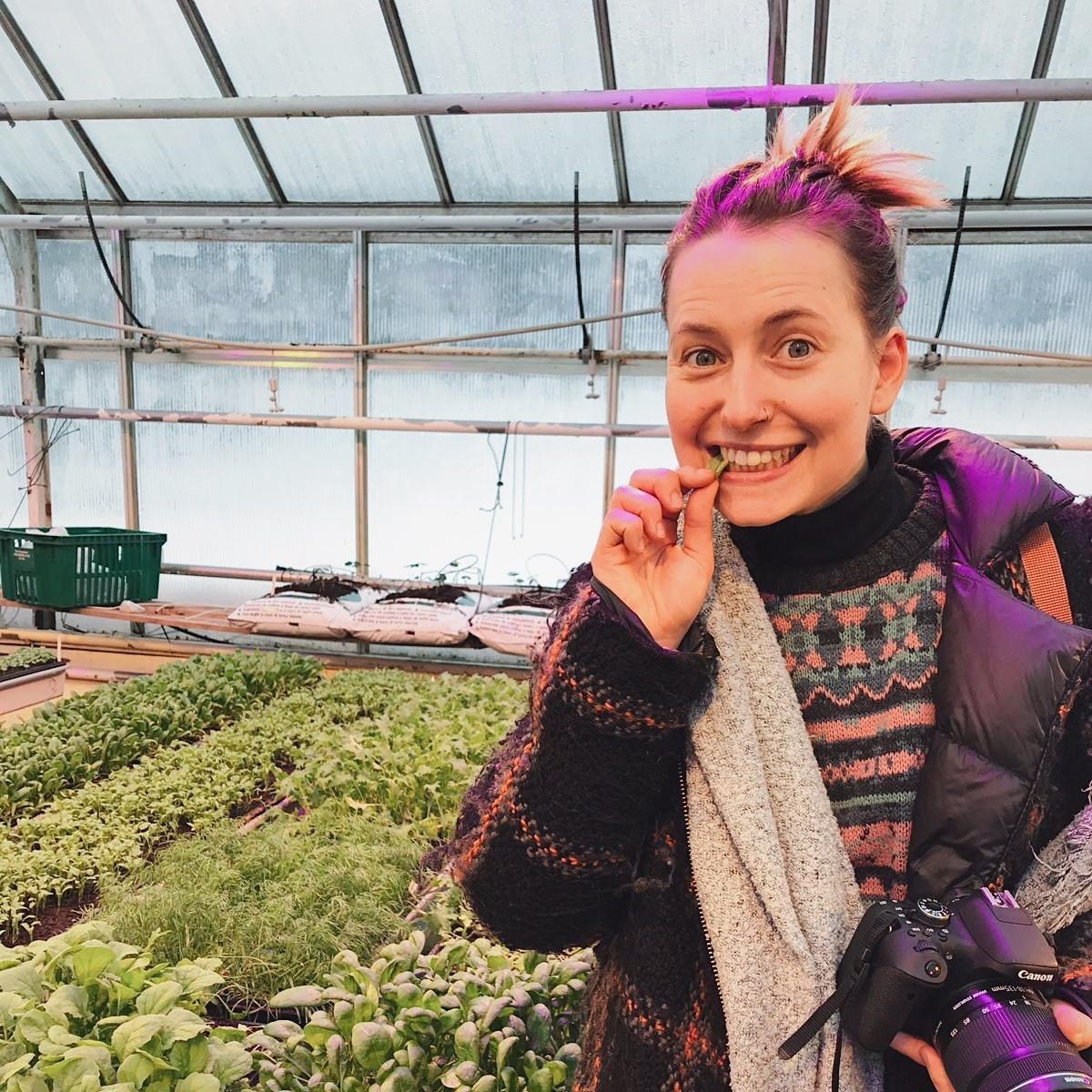 Vera Illy - Visual content designer & Sustainability advocate
