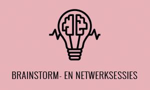 Brainstorm- en netwerksessies | Diensten WildChild Agency