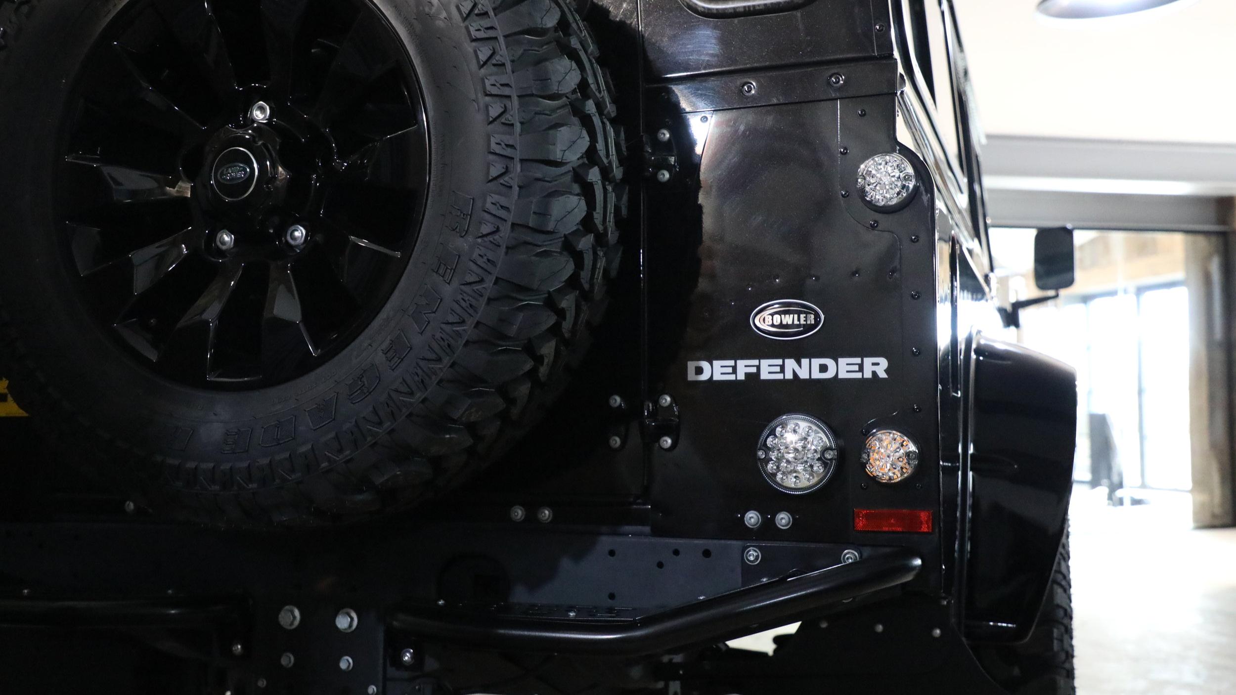 LAND ROVER DEFENDER - 2016 BOWLER DEFENDER 110£74,995