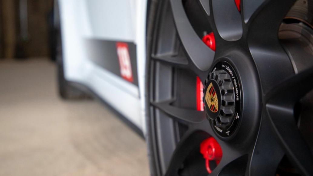 Porsche 911 GTS4 - NICK TANDY'S 2017 GTS4£139,000