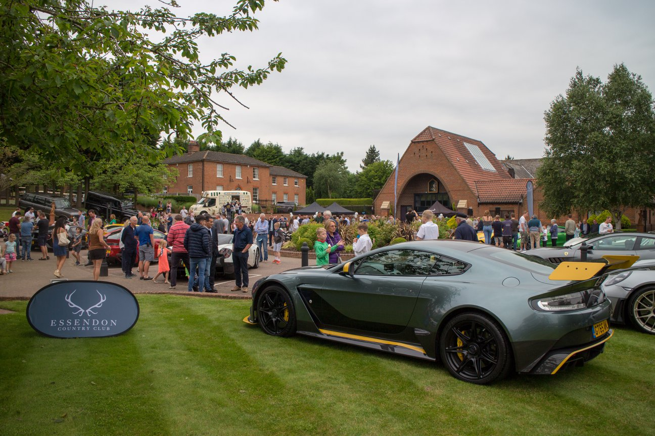 By Enthusiats For enthusiasts - Now in its second year, join us and many other car enthusiasts to see Hertfordshire's top 100 performance cars at Essendon Country Club for 2019's Supercar Soireé.