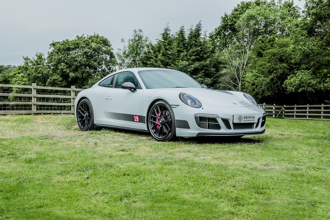 Porsche 911 gts4 - NICK TANDYS 2017 GTS4£127,500