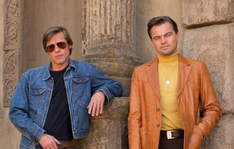 14. Once Upon a Time in Hollywood