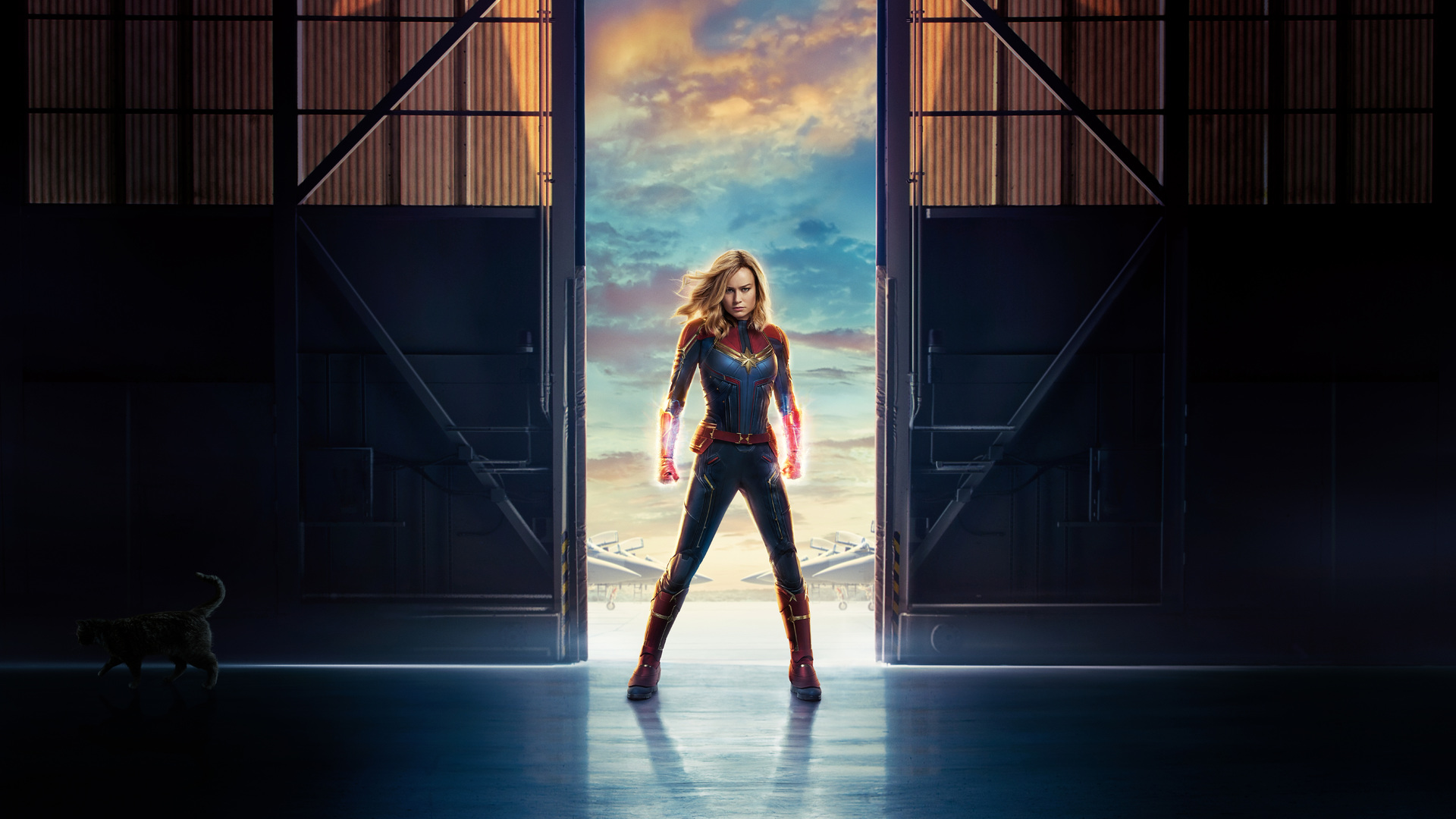 8. Captain Marvel