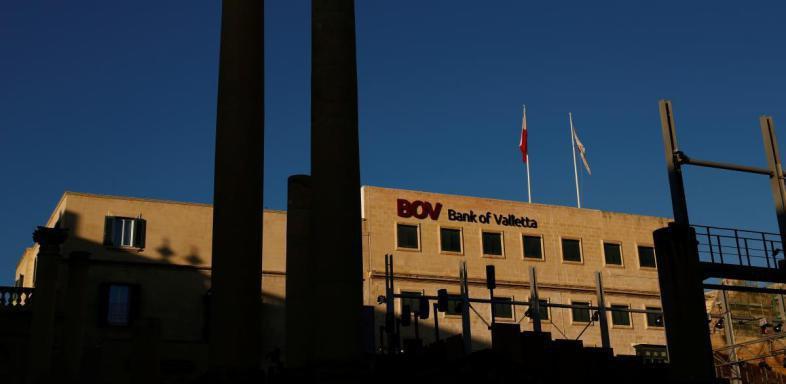 La plus grande banque de Malte ciblée par des hackers. Mercredi 14 février 2019 ©AFP