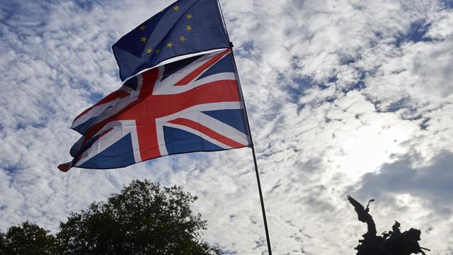 Le transfert de données personnelles vers le Royaume Uni en cas de Brexit sans accord ©AFP
