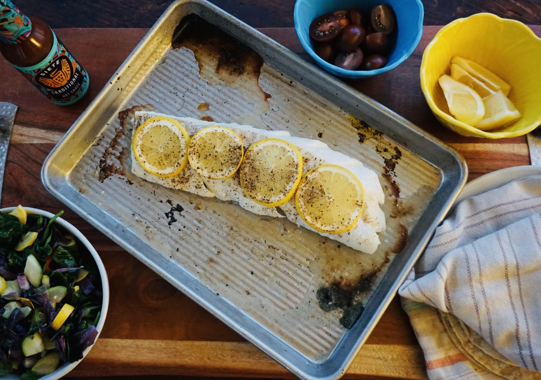 FODMAP Fish Tacos