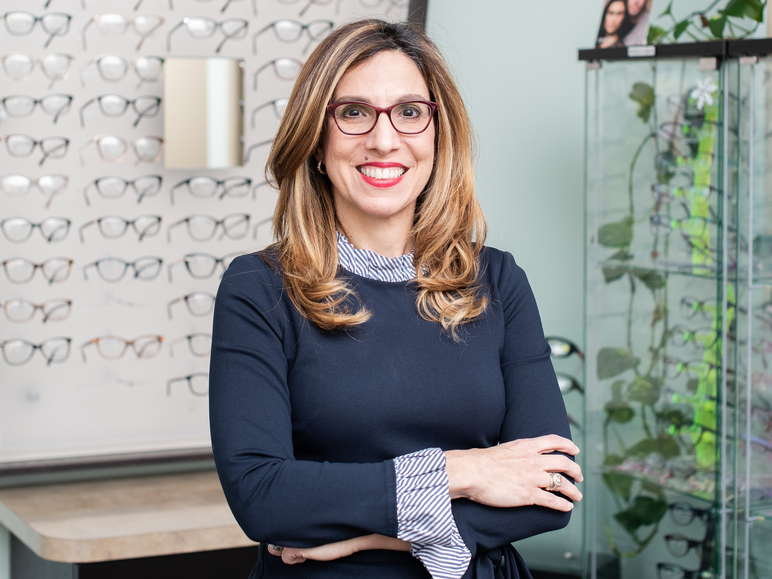 Our Vision: - Vision is a funny thing, we all have it. And our job is to care for it. Eye2eye will always be an accessible eye care practice that embraces technology, forward thinking, preventative care and helps our customers embrace their uniqueness through stylish eyewear.