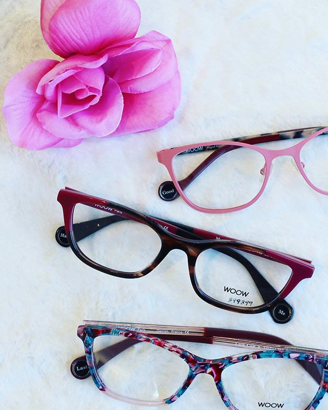 May flowers are here, these @wooweyewear floral and pink frames are going fast.