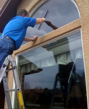 Reliable window cleaners who have 39 years of experience!
