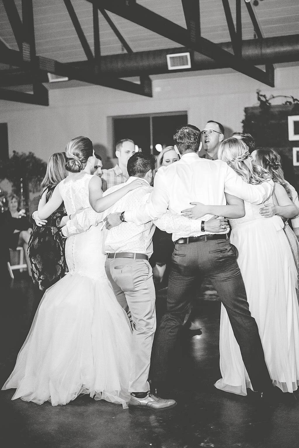 Kelsey + Artem's Fall Wedding at The Grove - Aubrey, Texas   Gray Door Photography