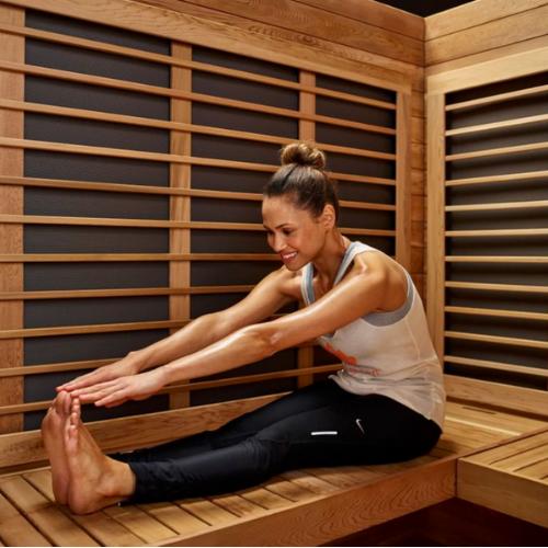 Sauna Infrarojo - Programas para perdida de peso y desintoxicación.