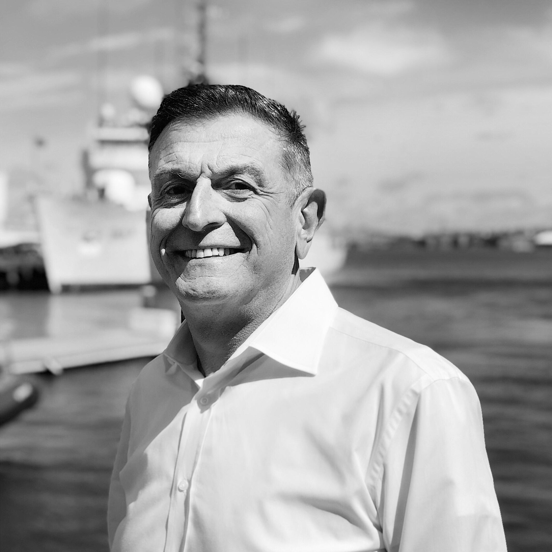 Dr. Enrico petrillo - Managing Director
