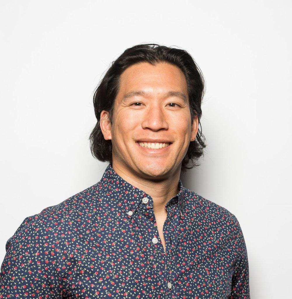 Jason Wong, Diversity & Inclusion Consultant