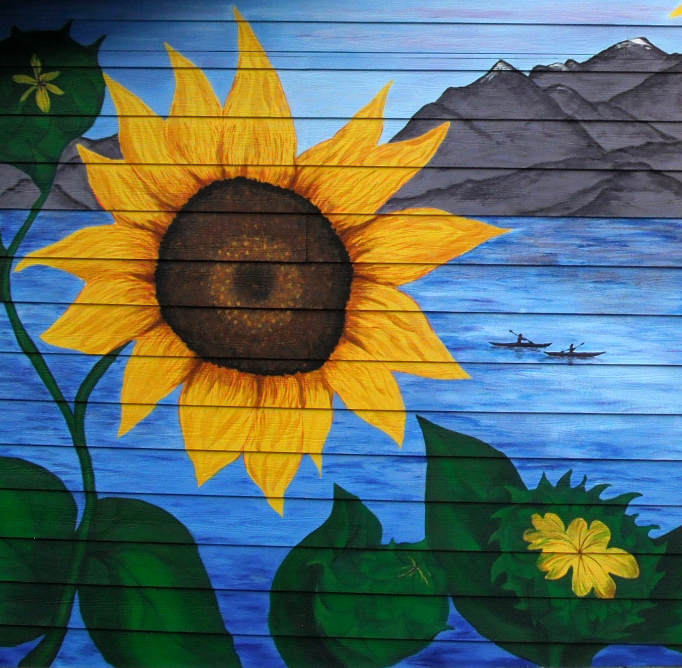 Sunflowers Mural Detail 3.jpg