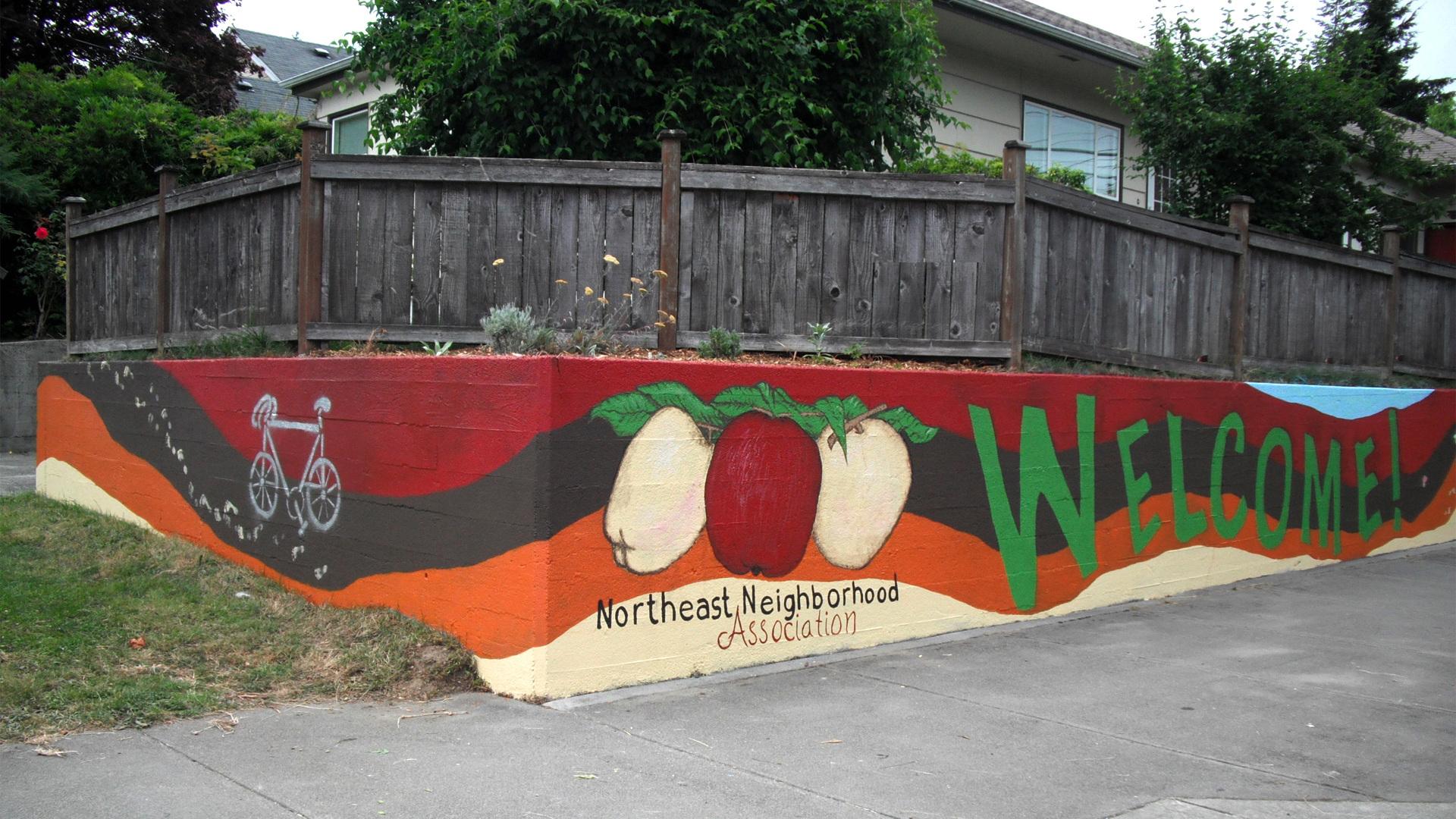 Northeast Neighborhood Mural