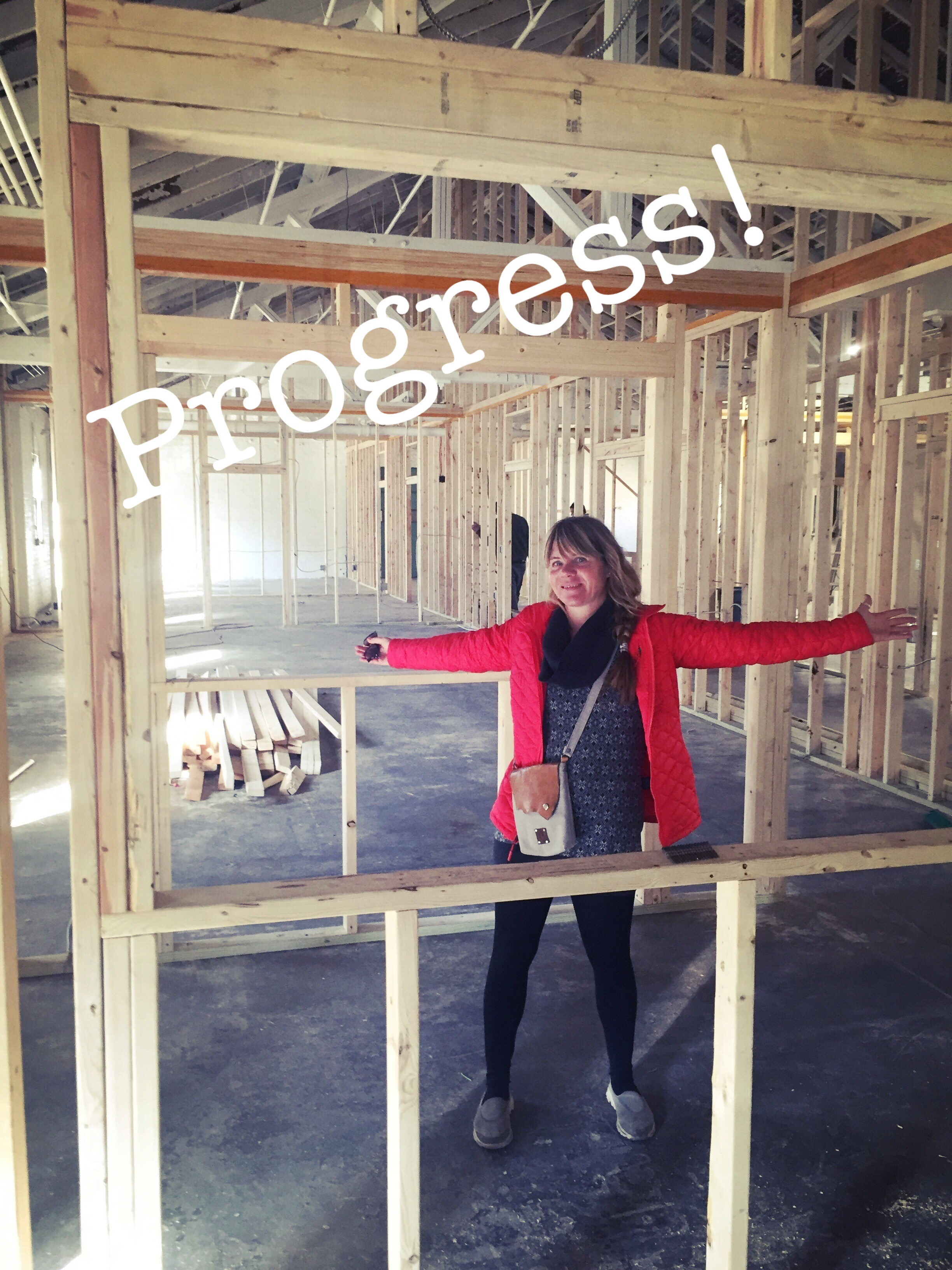 Framing and electrical done! Insulation to come…. and more