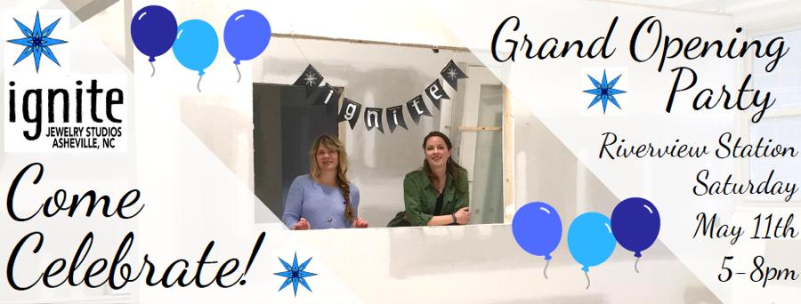 asheville-jewelry-studio-ignite-grand-opening