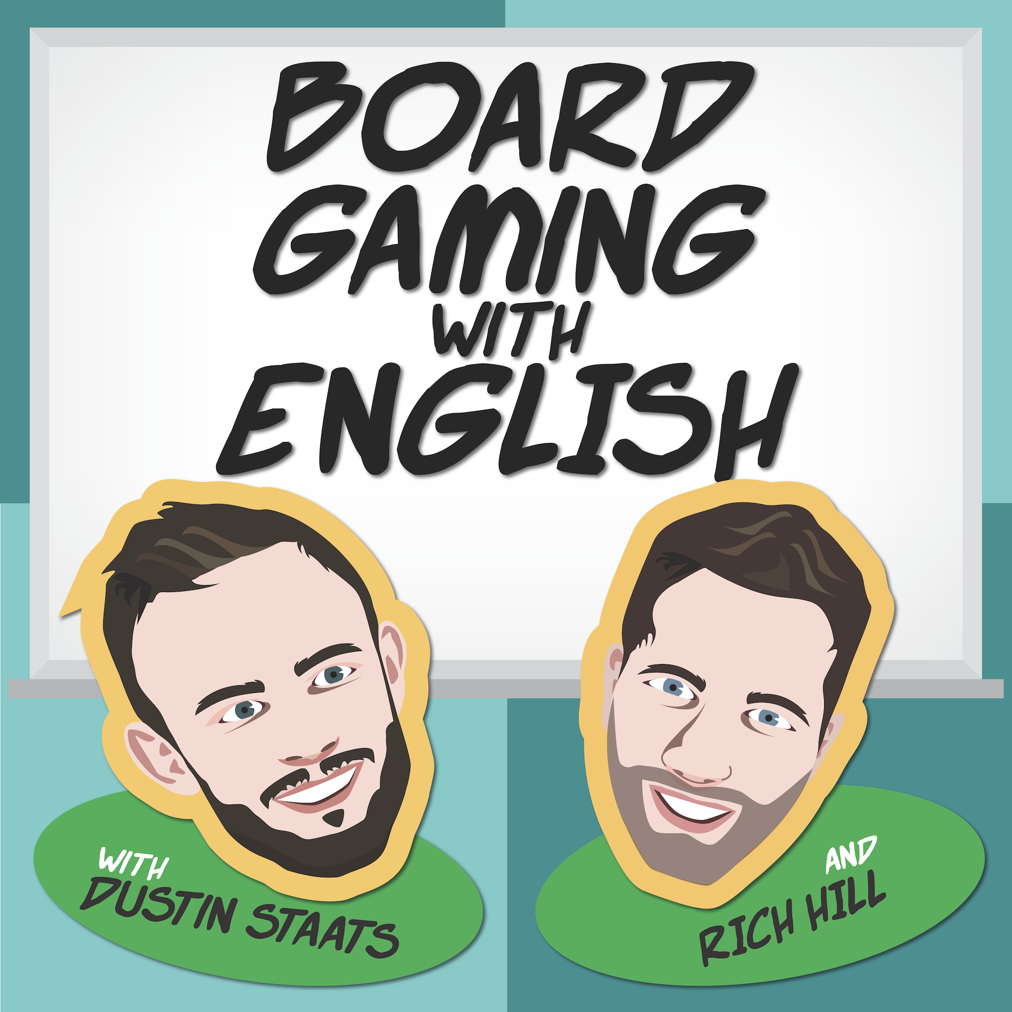 "Teacher Edition: Board Games in Higher Education feat. Dave Eng - ""In this ""Teacher Edition"" episode of Board Gaming with English, Rich and Dustin talk to Dave Eng about his experience using board games in higher education and specifically how he has adapted games in his field."""