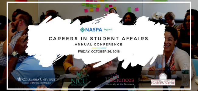 Championing the Campus Interview: Inside Tips for the Final Round - (October, 2018) National Association of Student Affairs Professionals (NASPA) Region II Careers in Student Affairs Conference. New York.