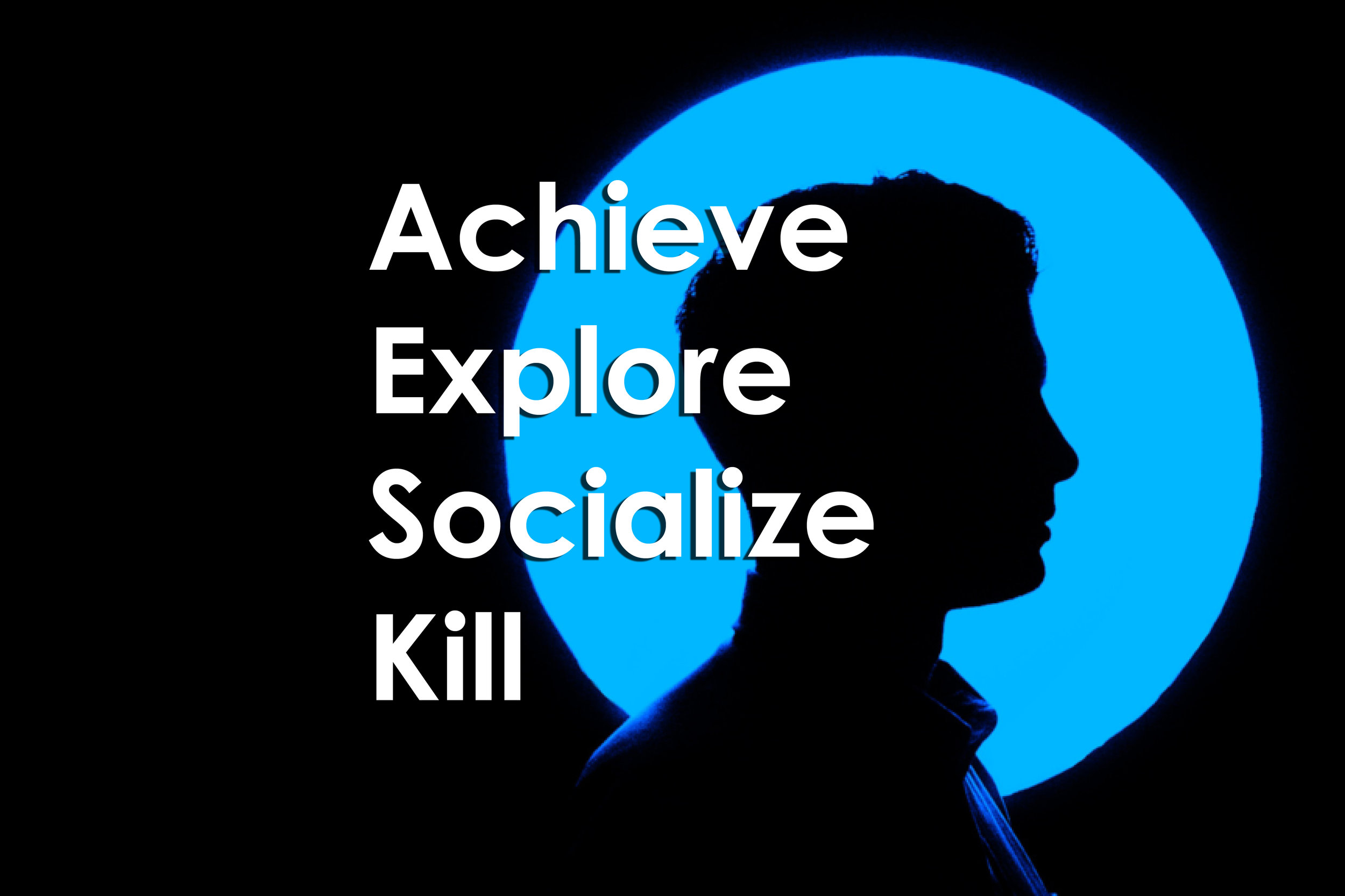 Achieve Explore Socialize Kill