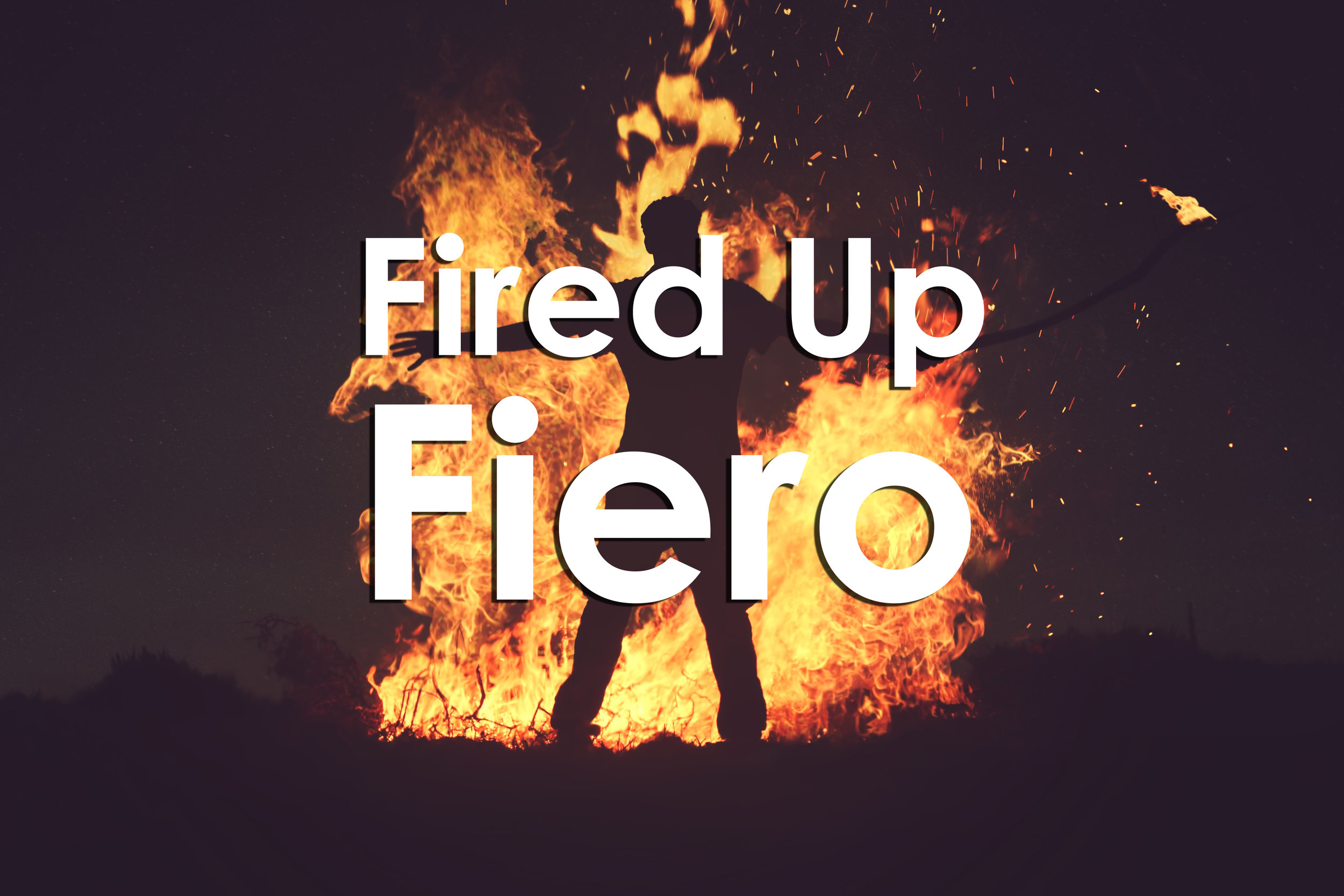 Fired Up Fiero