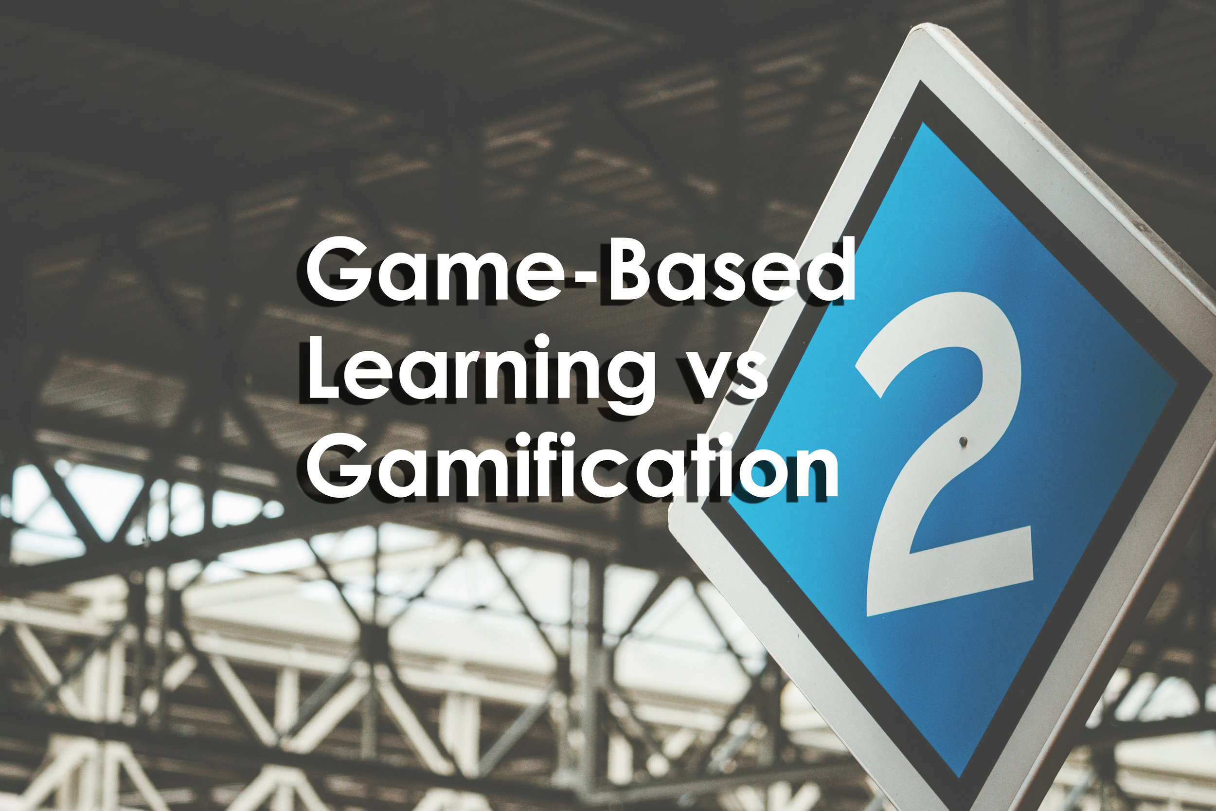 Game-Based Learning vs Gamification