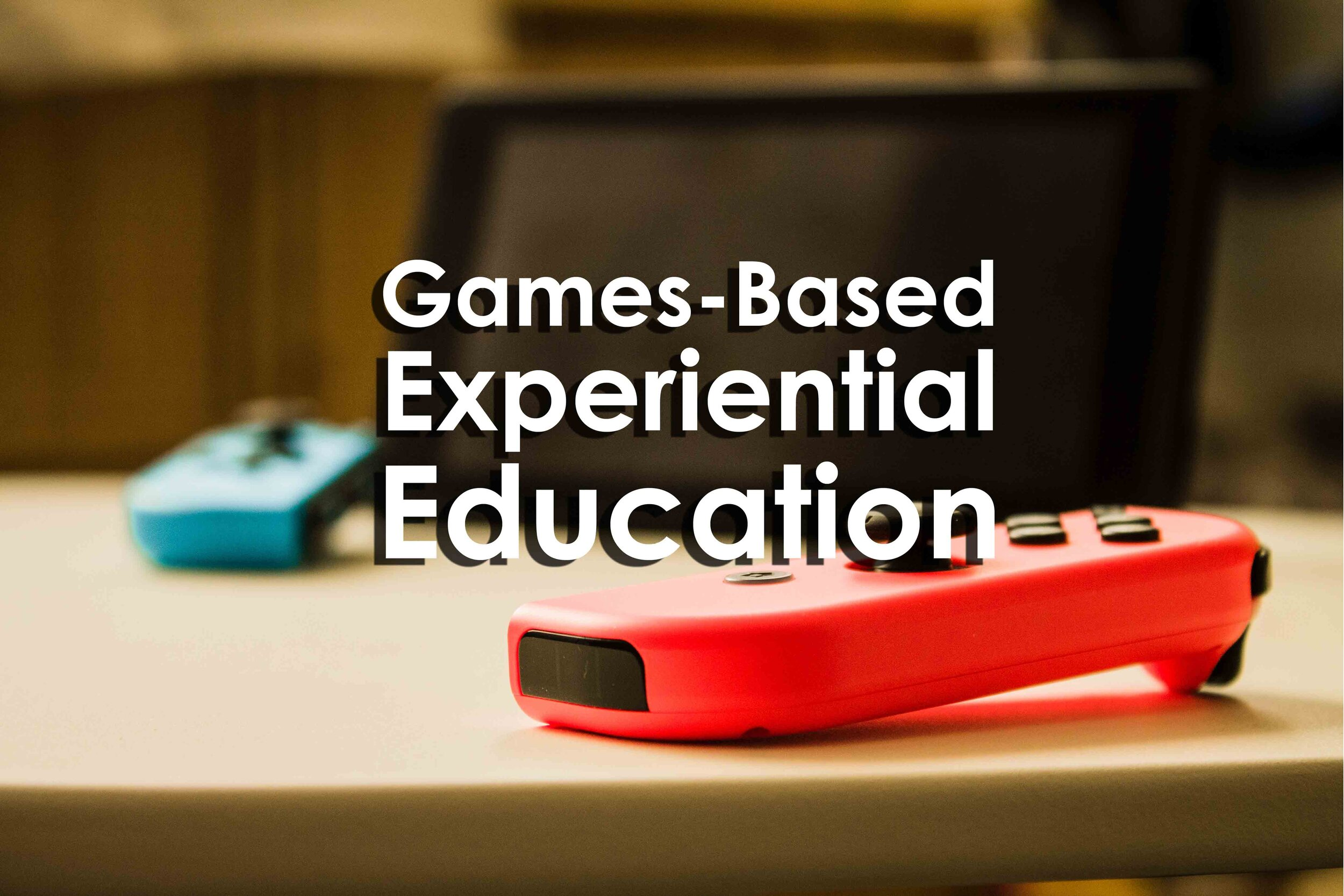What is Games-Based Experiential Education?