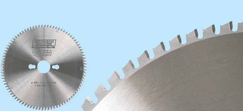 PLASTIC AND STEEL CUTTING CIRCULAR SAW BLADES - Plastic Cutting Circular Saw BladesWe stock the most popular sizes of plastic cutting blades. The fine pitch of the teeth and thinner kerf provide a perfect cut for all plastic materials and also extra thin aluminium materials. They are suitable for use in all popular chop saws, double mitre saws and panel saws.Steel Cutting Circular Saw BladesThese blades fit 'Dri Cut' chop saws used in the fabrication industry and have special Tungsten Carbide Tips that give the blade a longer life. Having a slightly thinner kerf, they are perfect for cutting mild steel sections, bars and plates.
