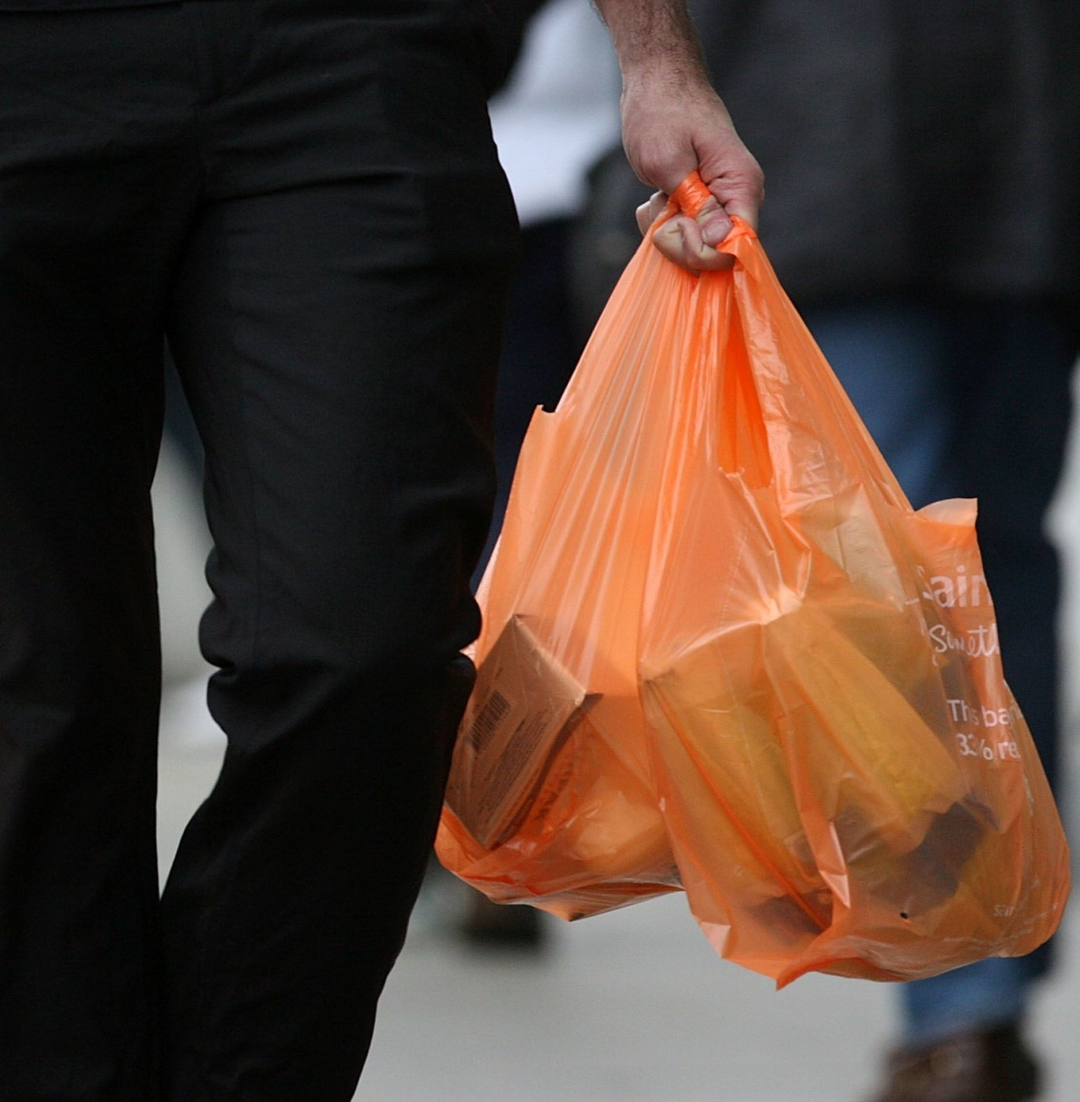 Custom Plastic Bags -