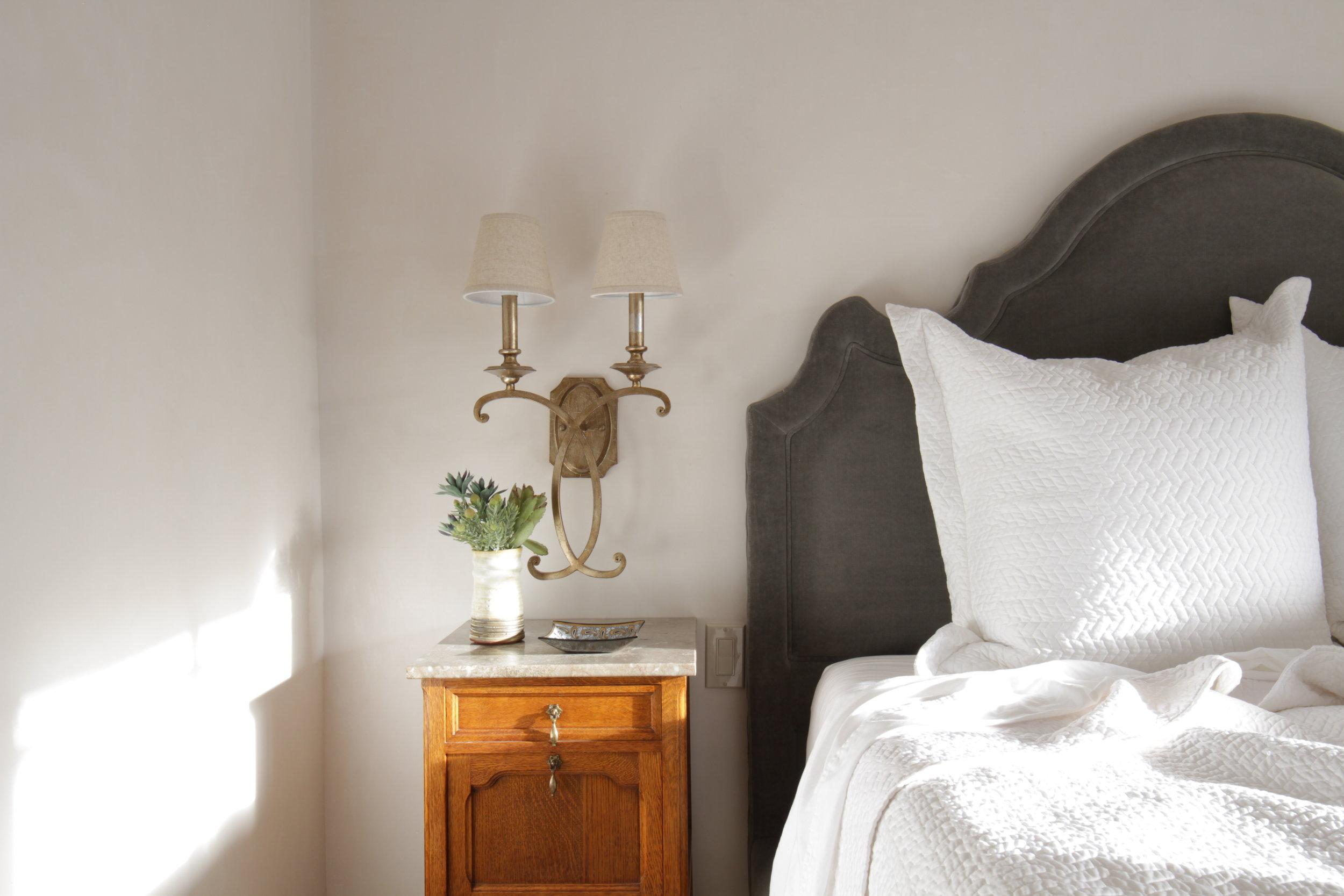 Taos Master Bedroom Interior Design