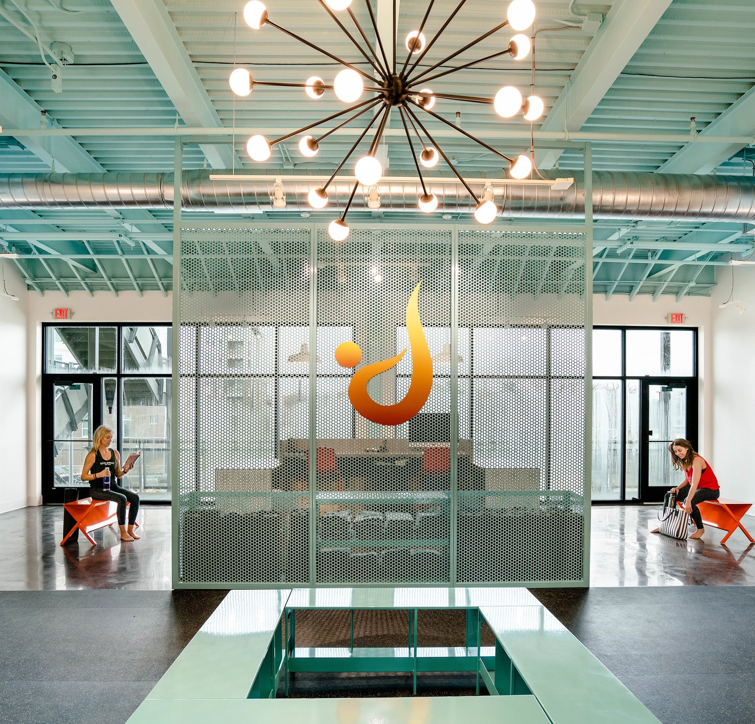 Yoga Studio Prep Drop Zone DesignJPG