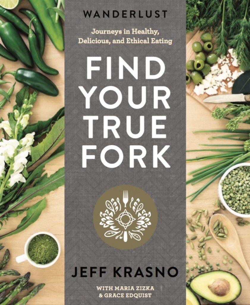 Find Your True Fork Cookbook, cookbook