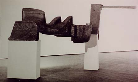 2003Carnegie Museum of ArtPittsburgh,Pennsylvania - Six Forms in Pine, 1959Unpainted wood59 x 59 x 143 inches