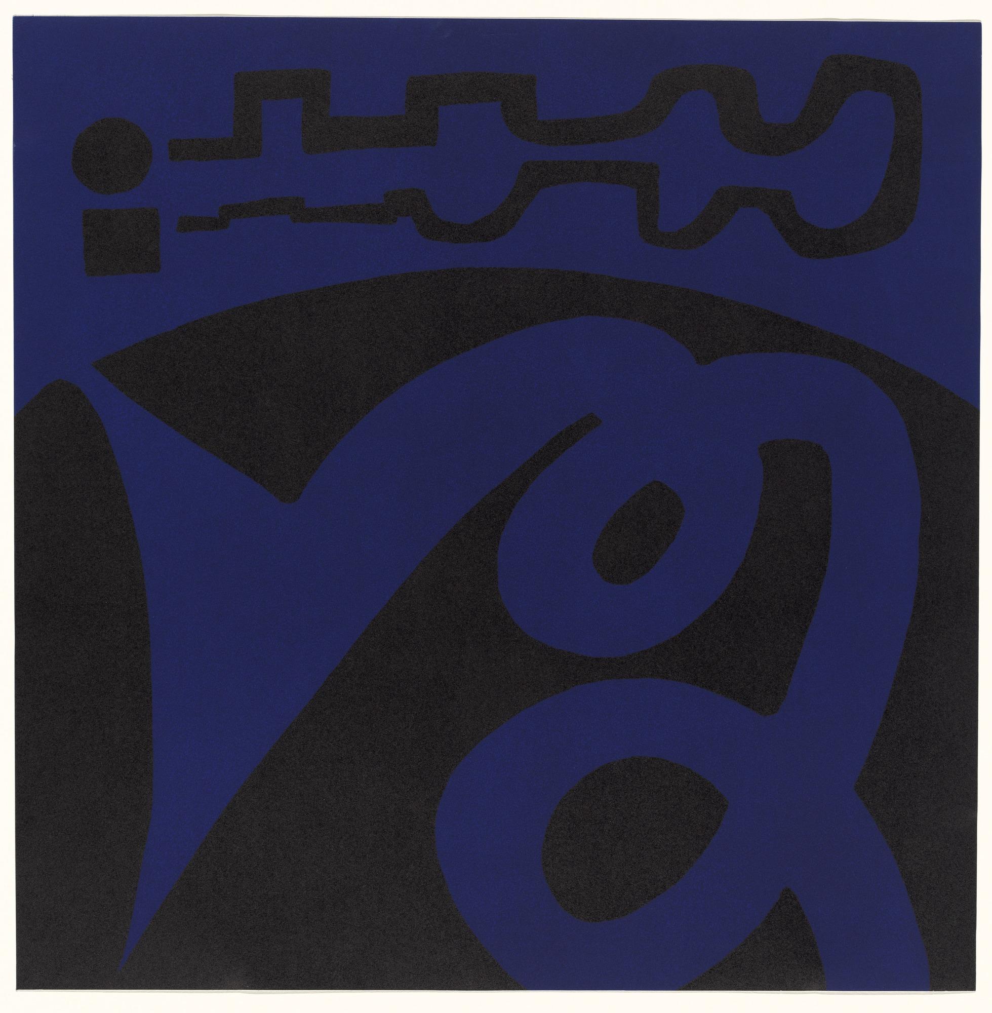 The Museum of Modern Art New York, New York - Ramdam, Gift of Betsy Wittenborn Miller and Robert Miller in honor of Carolyn Lanchner.Ten, Harold and Hester Diamond and Mrs. Joseph James Akston FundsFirst Light 23, Mrs. W. Murray Crane Fund