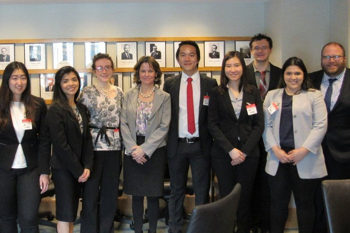 Policy/Diplomacy Event -- Visit to State Department
