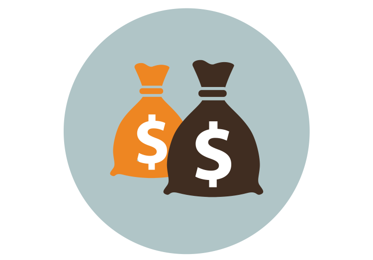 3. You get more for your money -